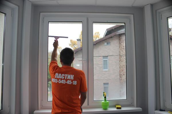 Мытьё окон – блеск и чистота от профессионалов
