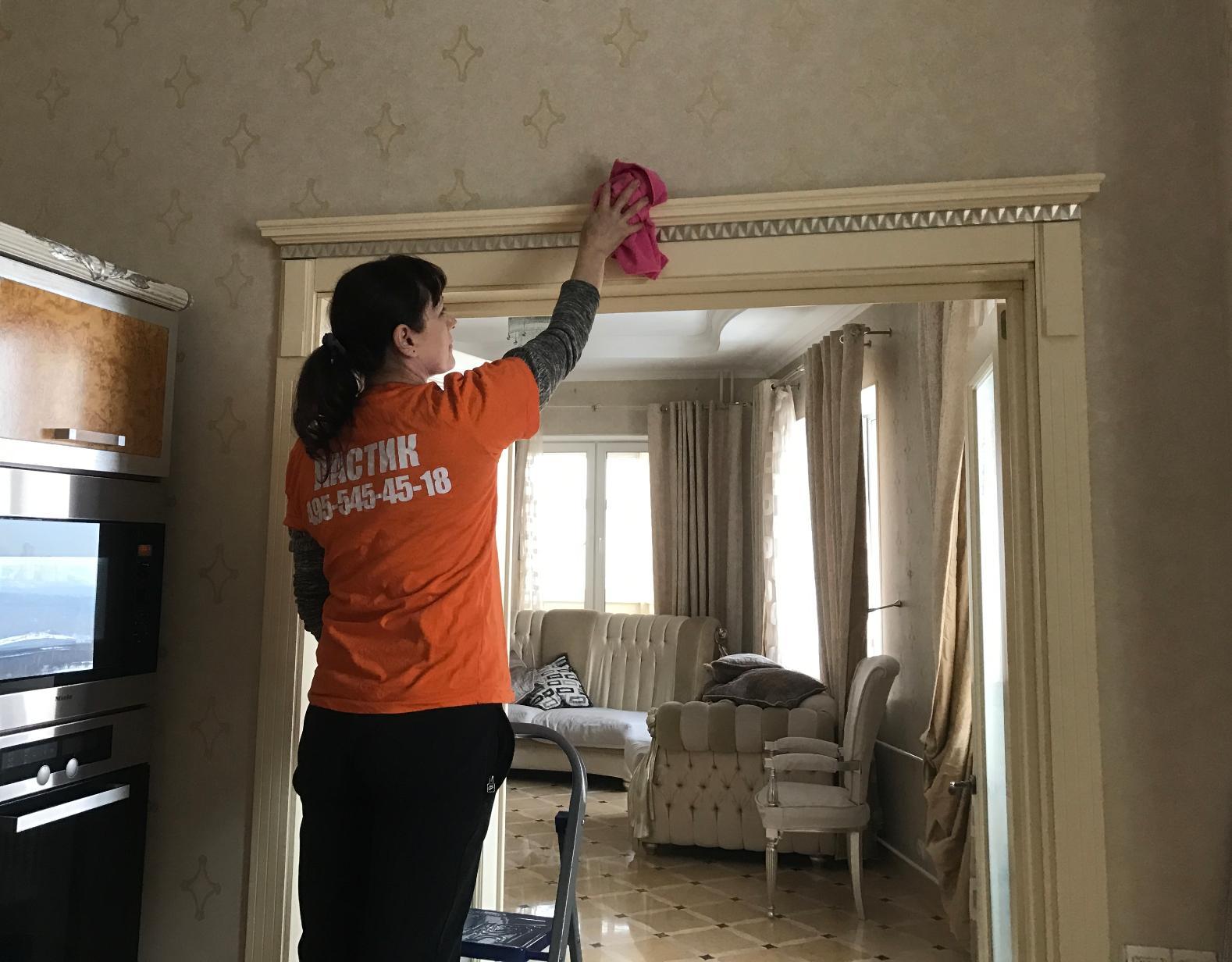 "Агентство ""Аннушка"" по уборке квартир"